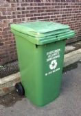 Security Wheeled Bins and shredding service